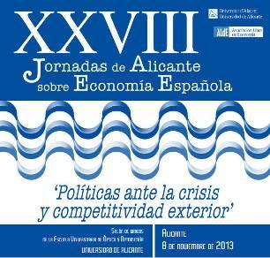 Jornadas economía española